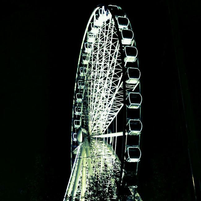 Christmas Big Wheel