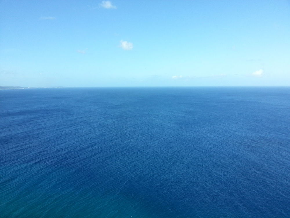 Nofilter Noedit Really Beautiful Beautiful Nature Nature Blue Blue Wave Blue Sea Blue Ocean Blue Sky Blue Sky All Blue Blue Everything In Guam Guamlife Landscape Twoloverspoint