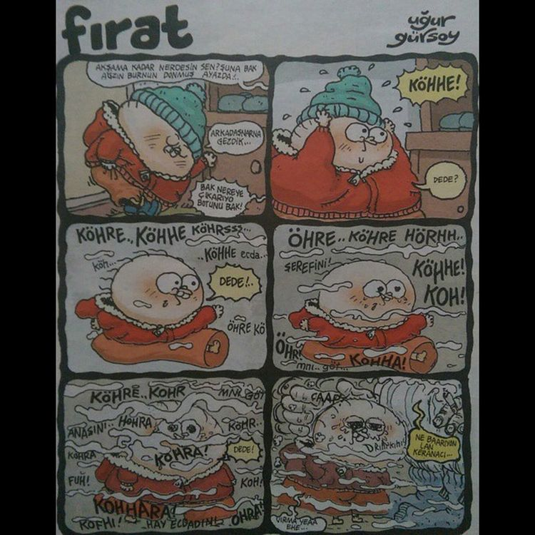 Firat icin kis vakti... Komik Karikatur Karikatur Mizah eglence eglenceli komedi penguen girgir uykusuz caps istanbul fun funny firat firatkarikaturleri