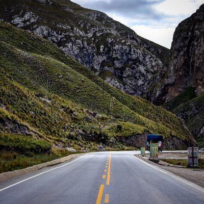 Road to Huancayo, Highway Travelshots EyeEmNewHere