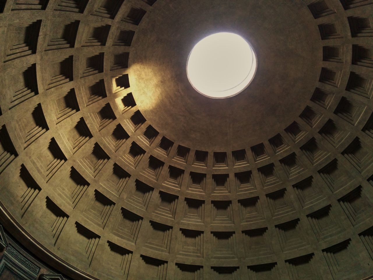 Architecture Architecture Architettura Ceiling Church Dome Historic Hole Hole Of Light Light Hole Low Angle View Monumenti Monuments Phanteon Religion Rome Spirituality Structure
