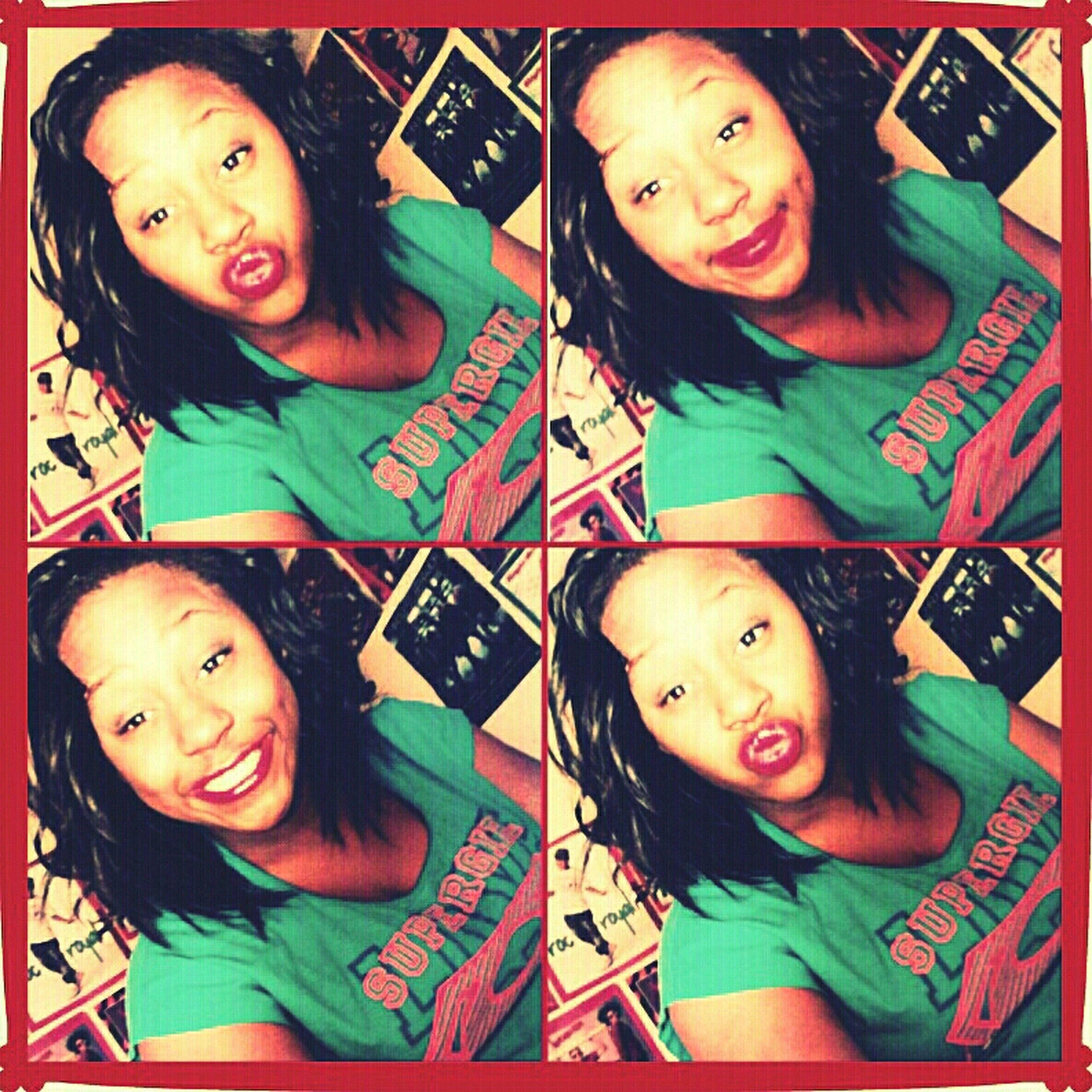 I Be Tht Pretty Mf :)