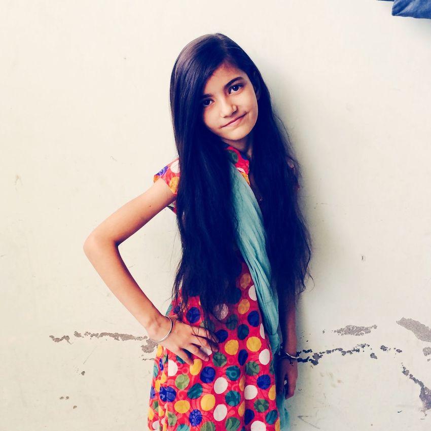 My cute sister First Eyeem Photo