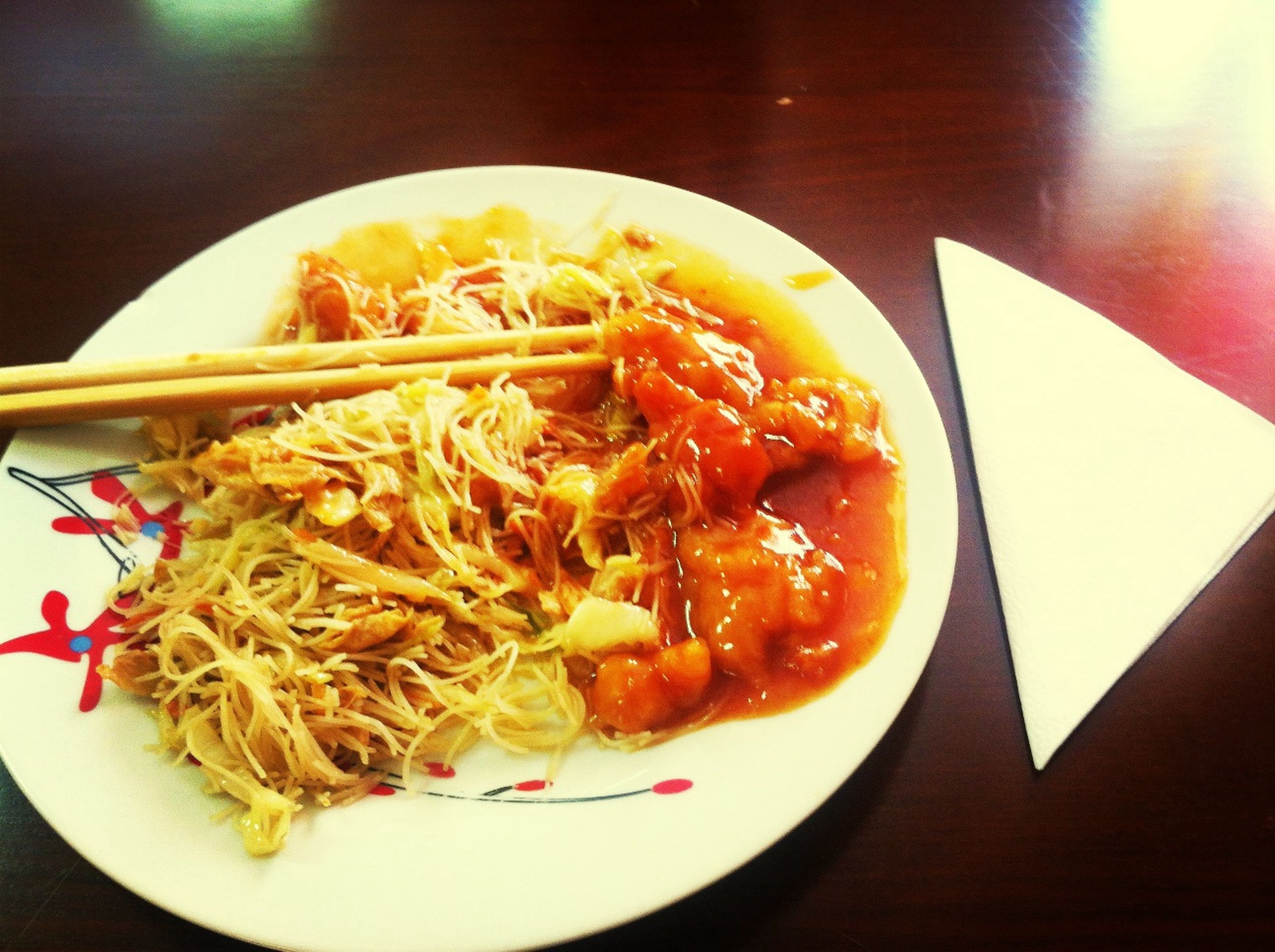 food and drink, food, indoors, ready-to-eat, plate, freshness, meal, serving size, healthy eating, noodles, still life, table, bowl, close-up, high angle view, pasta, indulgence, served, fork, cooked