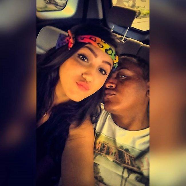 Kiss Mariajose Usfie