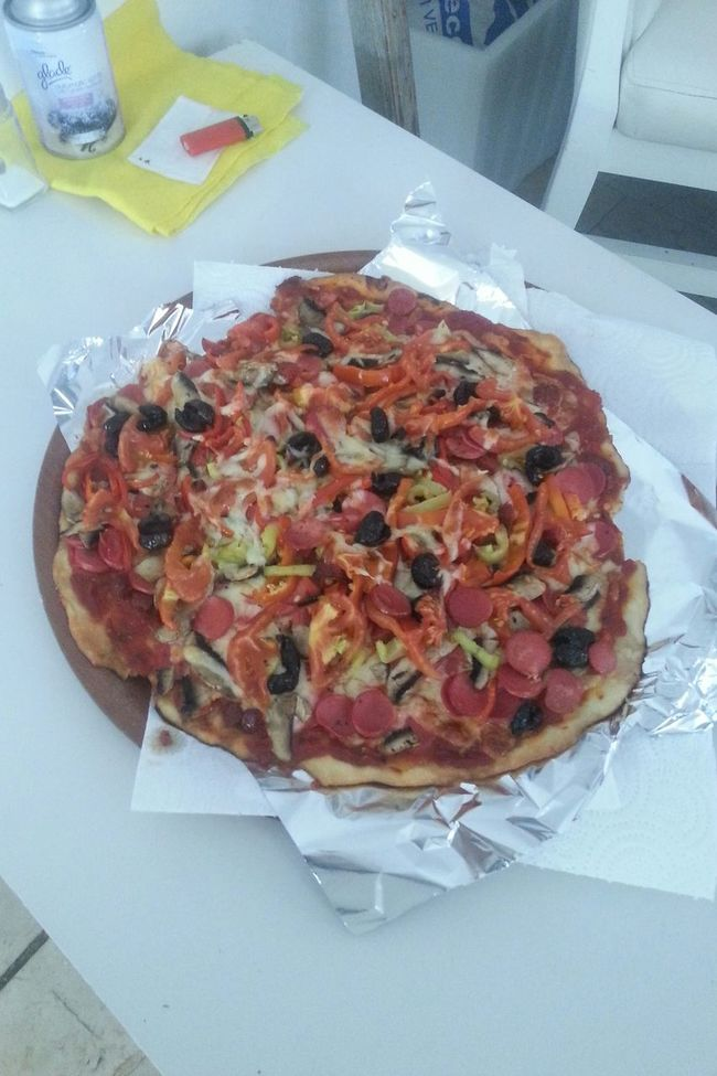 Tantalize Your Tastebuds Yummy Pizza Time Homemade Shopmade That's Me Check This Out Mediterranean  Holiday Turkish