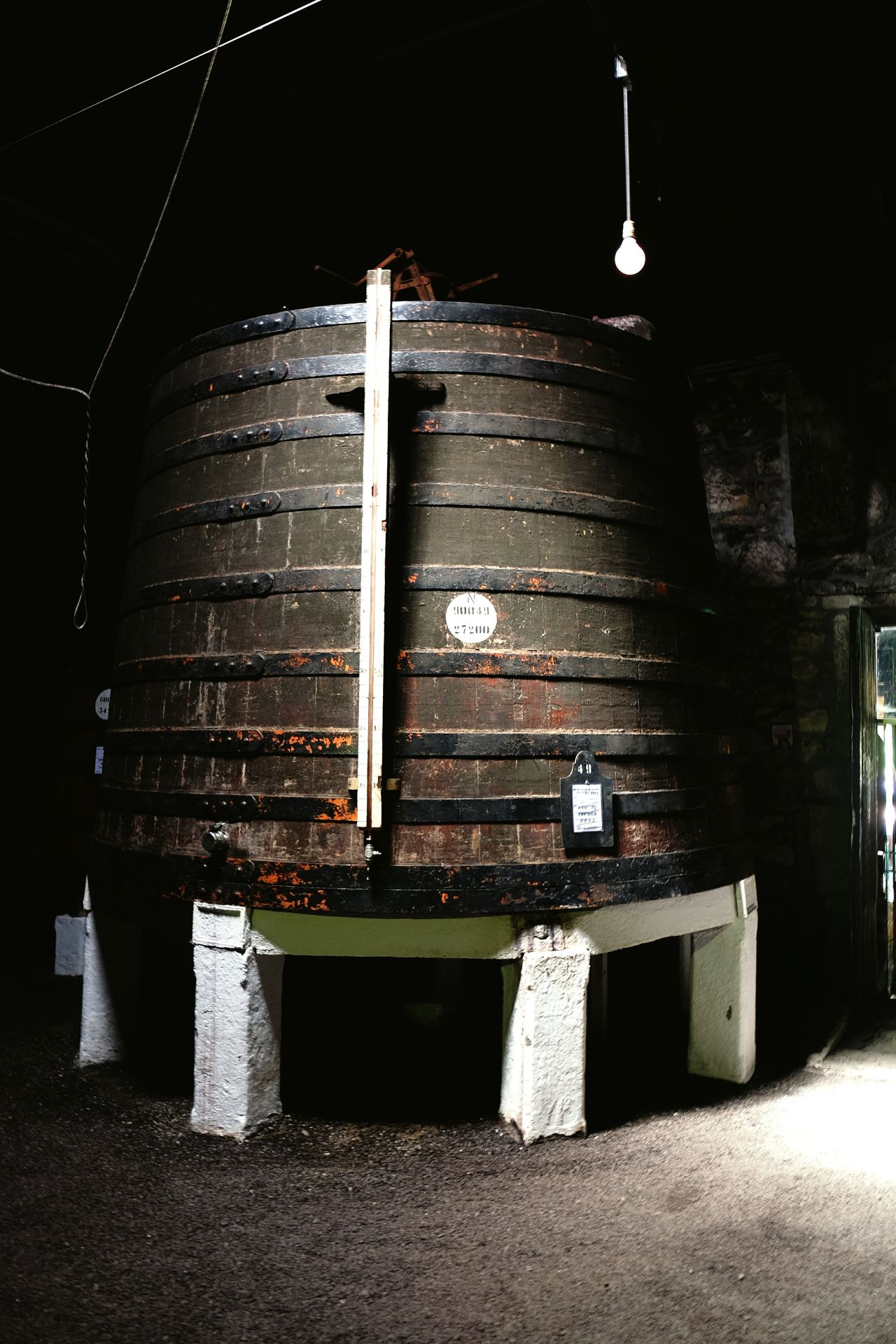 Barrel Wine Tasting