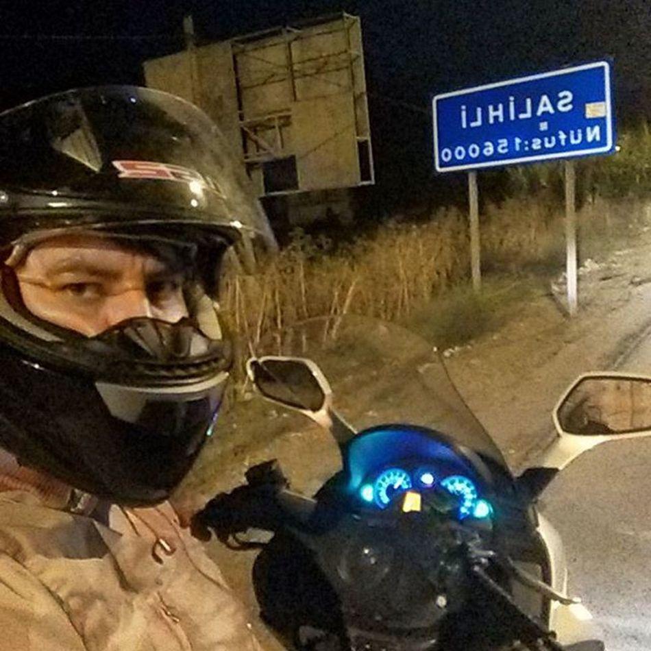 Motorda uyunmaz... Moto Symcandır SYM Helmet MaxiScooter