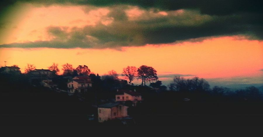 Sunset EyeEm Best Shots EyeEm Nature Lover Sky And Clouds