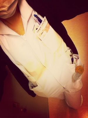 my job is NURSE in 糸島市 by Aya Kinoshita