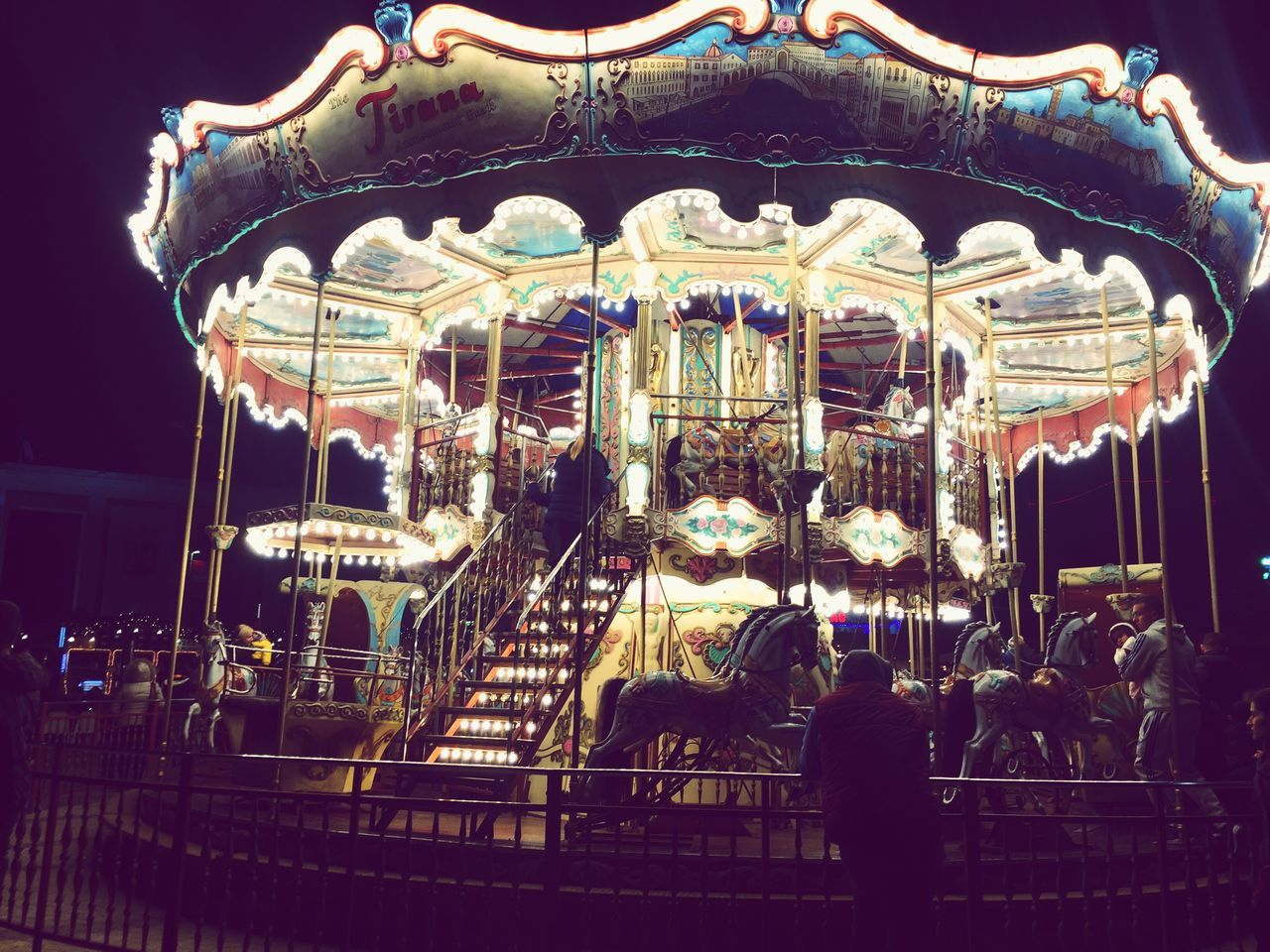 Feste Natale  Carousel Dicembre Christmastime City Life Like4like Followme Noght