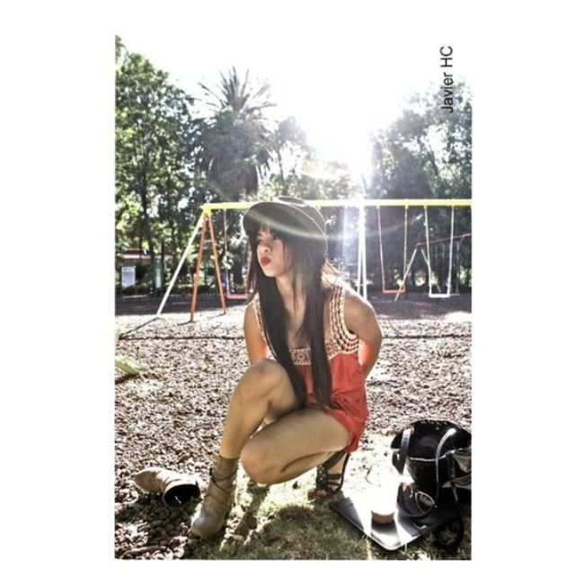 Model: @ferkisskiriskis Park Girl Cute Fun Old Photography JavierHcPhotography