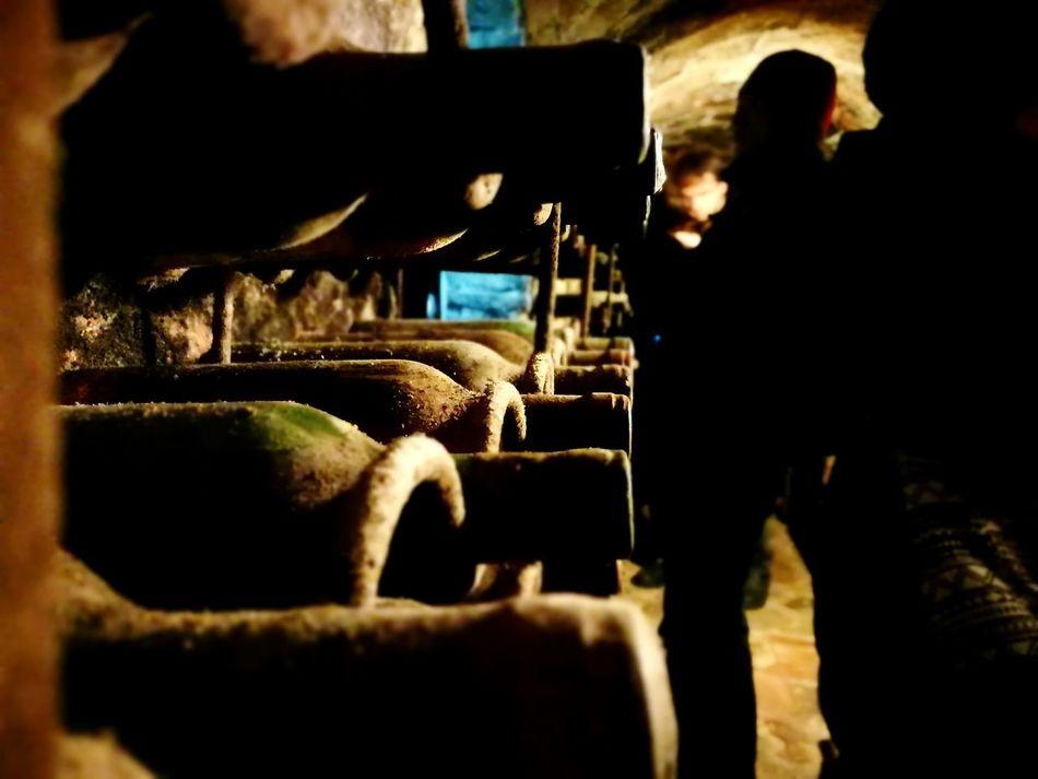 Wine Wine Cellar Oldest Restaurant Of The World Madrid, Spain Sobrino De Botin Indoors  Wine Moments EyeEmNewHere Wine Not