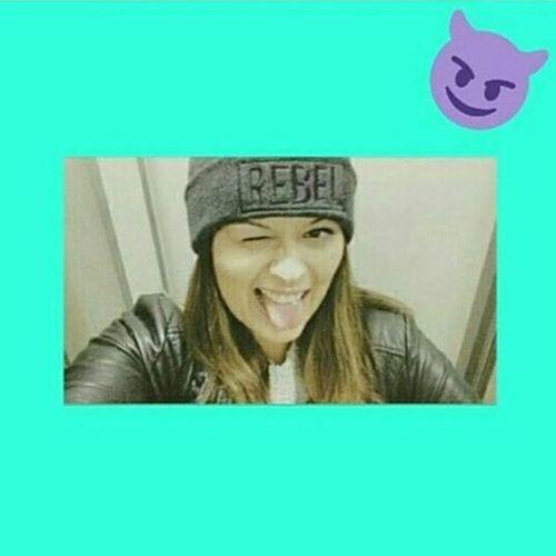 Rebel Lovethishat Smorfiosa Colors devil 👿 girl cute instagood happy swag instagramers