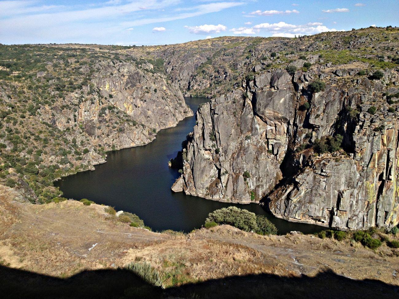 Zamora ZamoraExperience Frontera natural entre España y Portugal. Miranda do Douro. Rio Duero