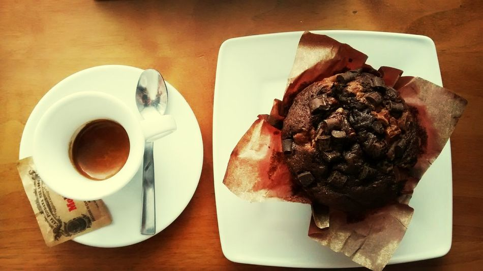The EyeEm Breakfast Club Italian breakfast with an Espresso ofc
