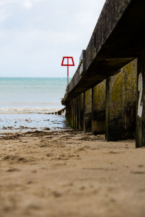 Beach Beachphotography Built Structure Day Nature Outdoors Sea Sea Defence SeaDefences Water