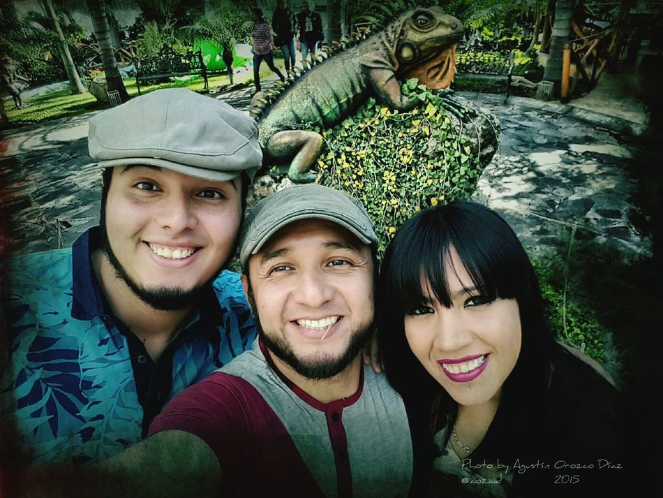Paseo Personas Selfies Photo By Agustín Orozco Díaz - 2015