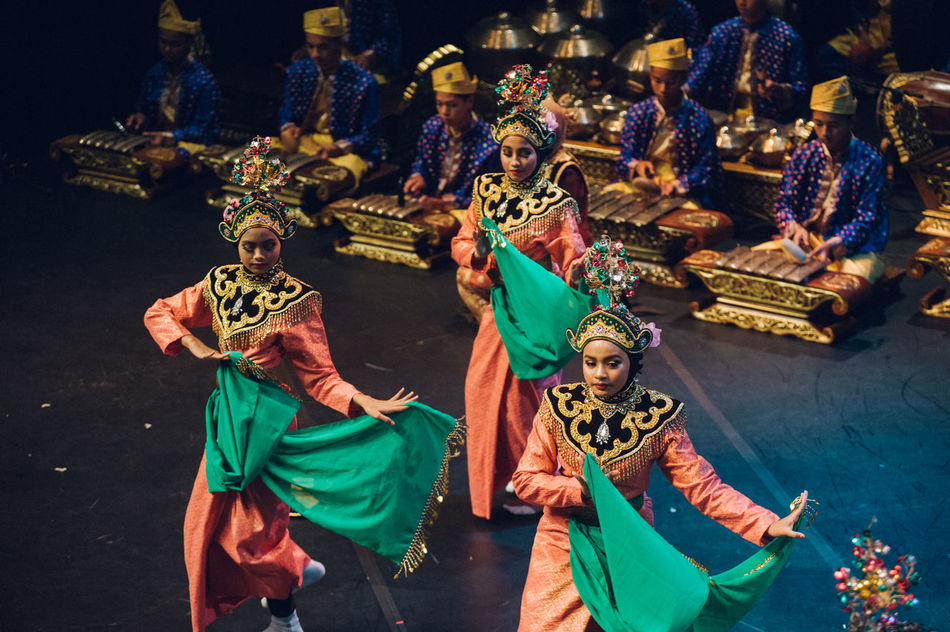 Art Is Everywhere Celebration Cultures Dancing Day Gamelan High Angle View Indoors  Lifestyles Men Performance Performing Arts Real People Religion Sculpture Spirituality Statue Togetherness Tradition Traditional Festival