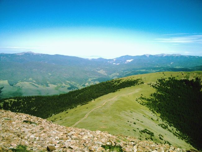Day Glow Hill Landscape Mountain Mountain Range Outdoors Scenics