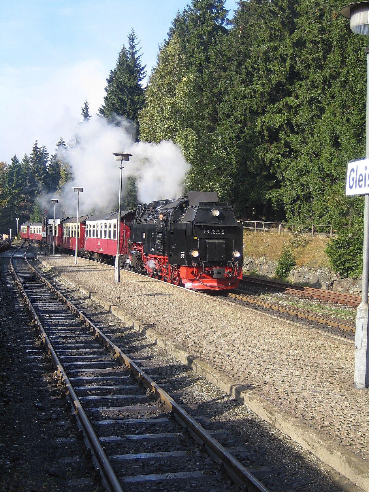 Brockenbahn Locomotive Steam Locomotive Steam Train Train Station Harz Harz Bilder