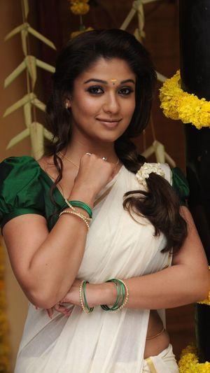 Hello World Hey World Portrait Beauty nayanthara