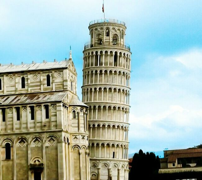 The Leaning Tower Leaning Tower Pisa Italy Showcase: February Adventure Photo Followme Taking Photos Hanging Out Check This Out Photographer Photooftheday Photography Enjoying Life Outdoors Blue Sky Blue Fun Pisa, Italy