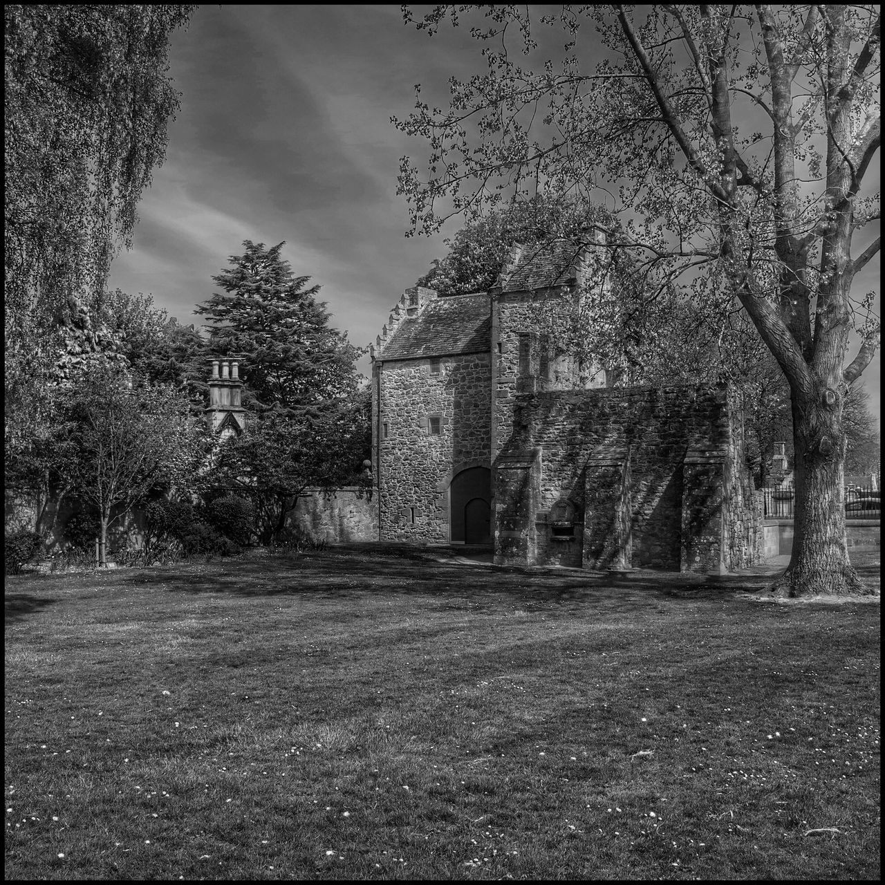 Shadows of History Elgin Historic Flaneur Scotland Design Architecture Gothic Gothic Architecture Ruins Nature Enjoying Nature