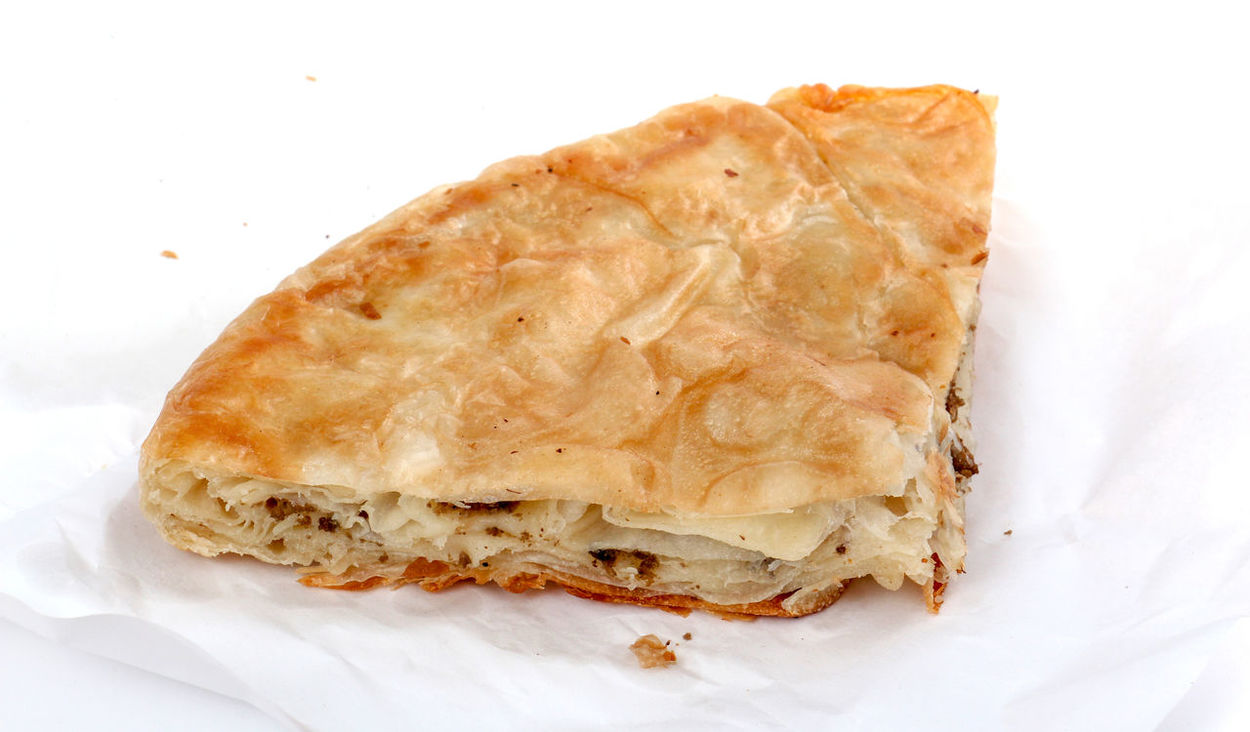 the burek Albania Bakery Balkans Borekler Bosnia Bread Breakfast Burek Börek Close-up Flour Food Food And Drink Food And Drink Freshness Indoors  Layers Macedonia Meat Morning No People Ready-to-eat Tradition