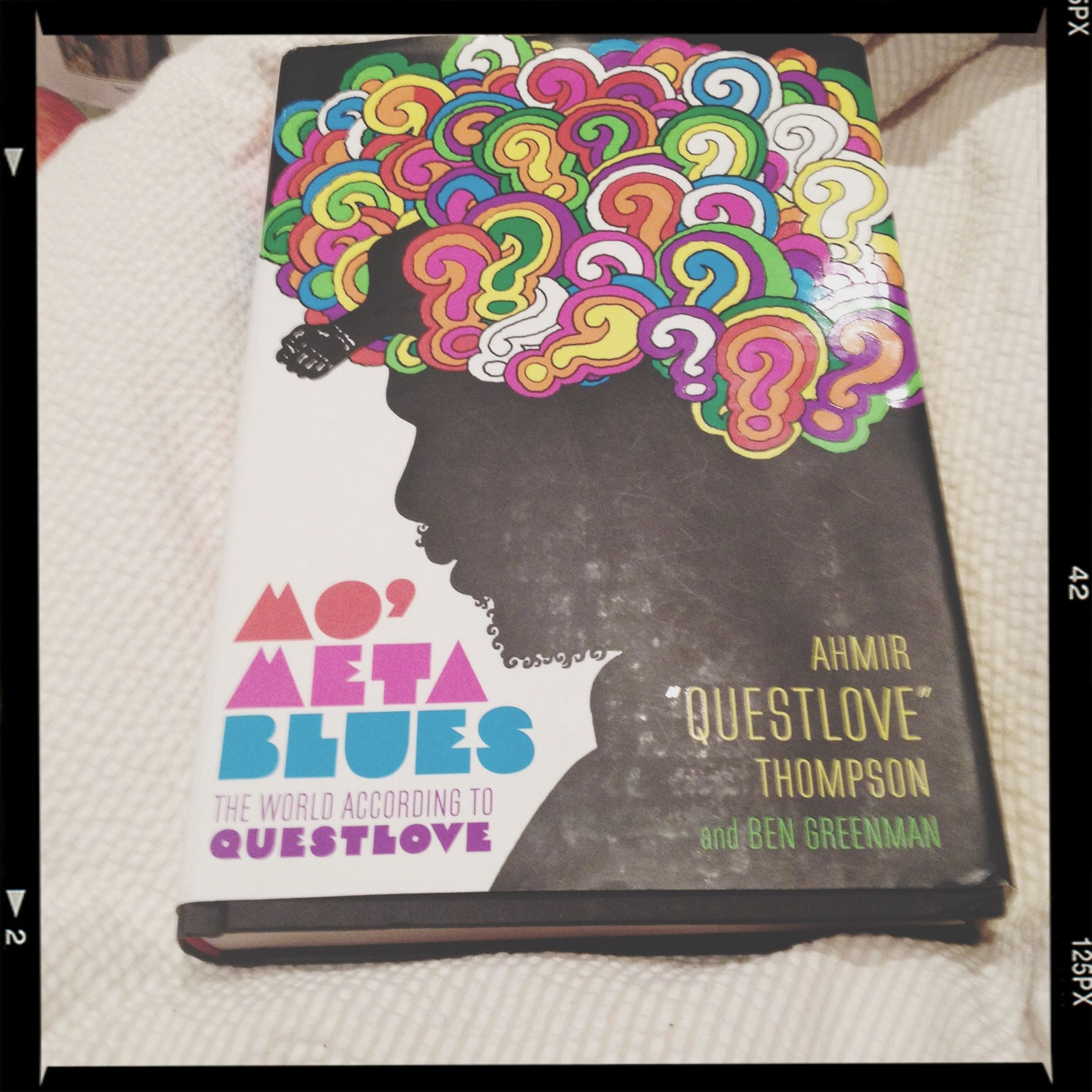 Book Books Questlove The Roots