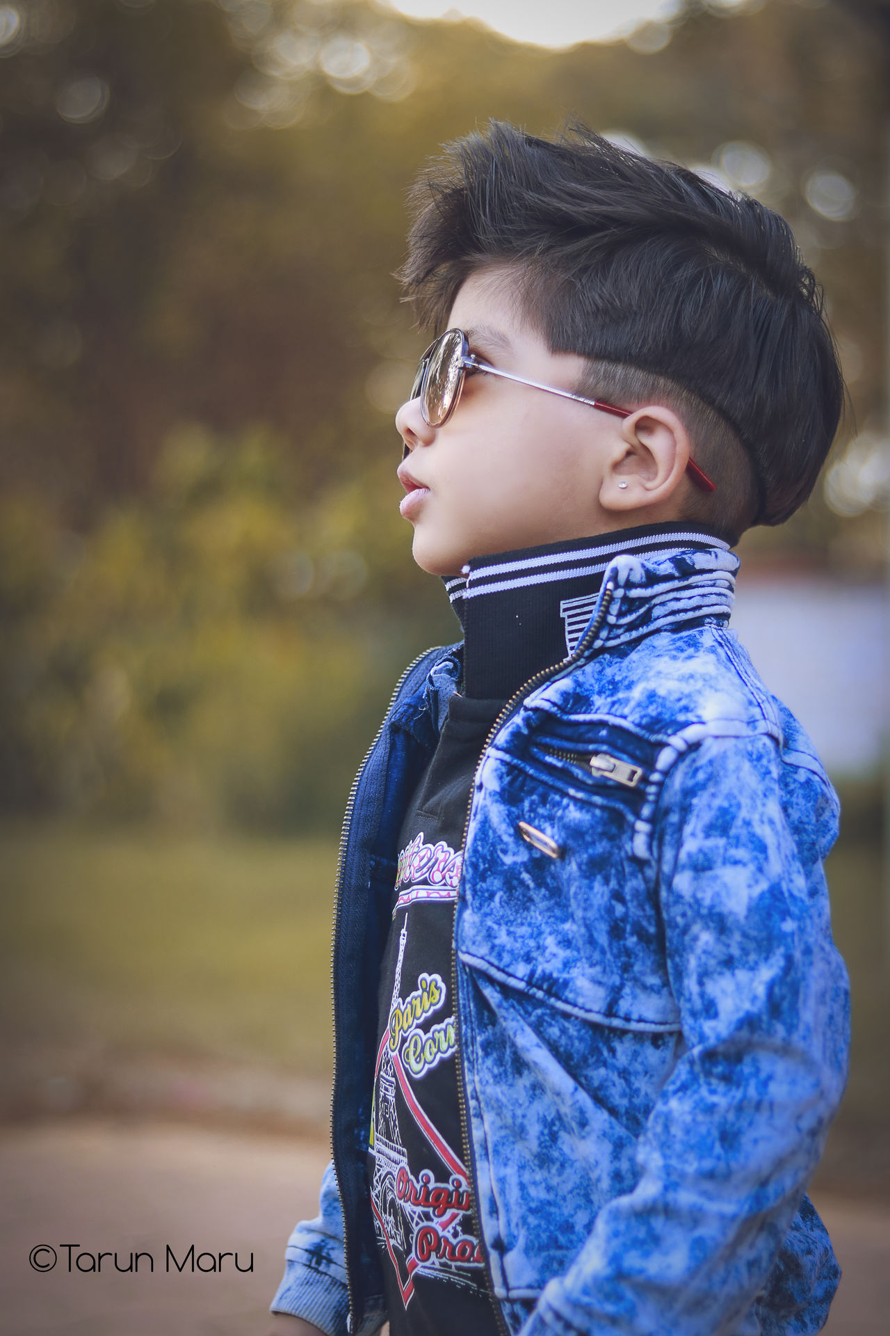 Childhood Serious Eyeglasses  Sunglasses Portrait Child Outdoors Attitude Warm Clothing Swag Swaggy Swagger  Swagg Swagger  Swaggin Cool Kids Cool Attitude Fashion Classy Stylish Boy Stylish Look Smart Cute Sweet