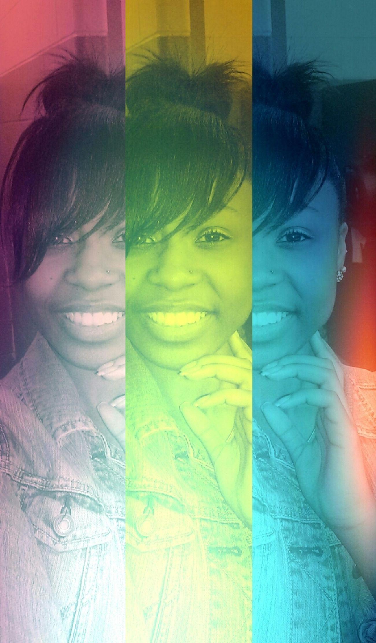 Hair Colors Just Smile  OMGEEE