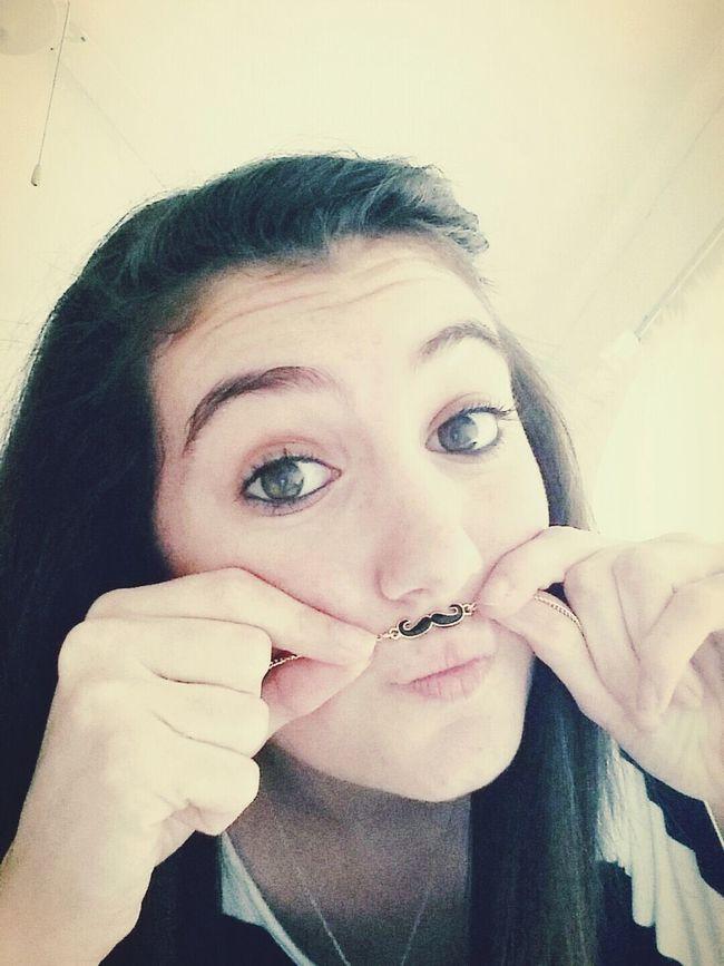 Just Me Mustache