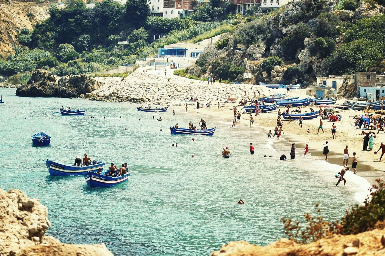 Vacations Water Travel Beach Travel Destinations Enjoyment Day Nature Sea High Angle View Tree Large Group Of People Lifestyles Summer Summer Views Summer Vibes Summer2016 Nature Naturelover Naturephotography First Eyeem Photo