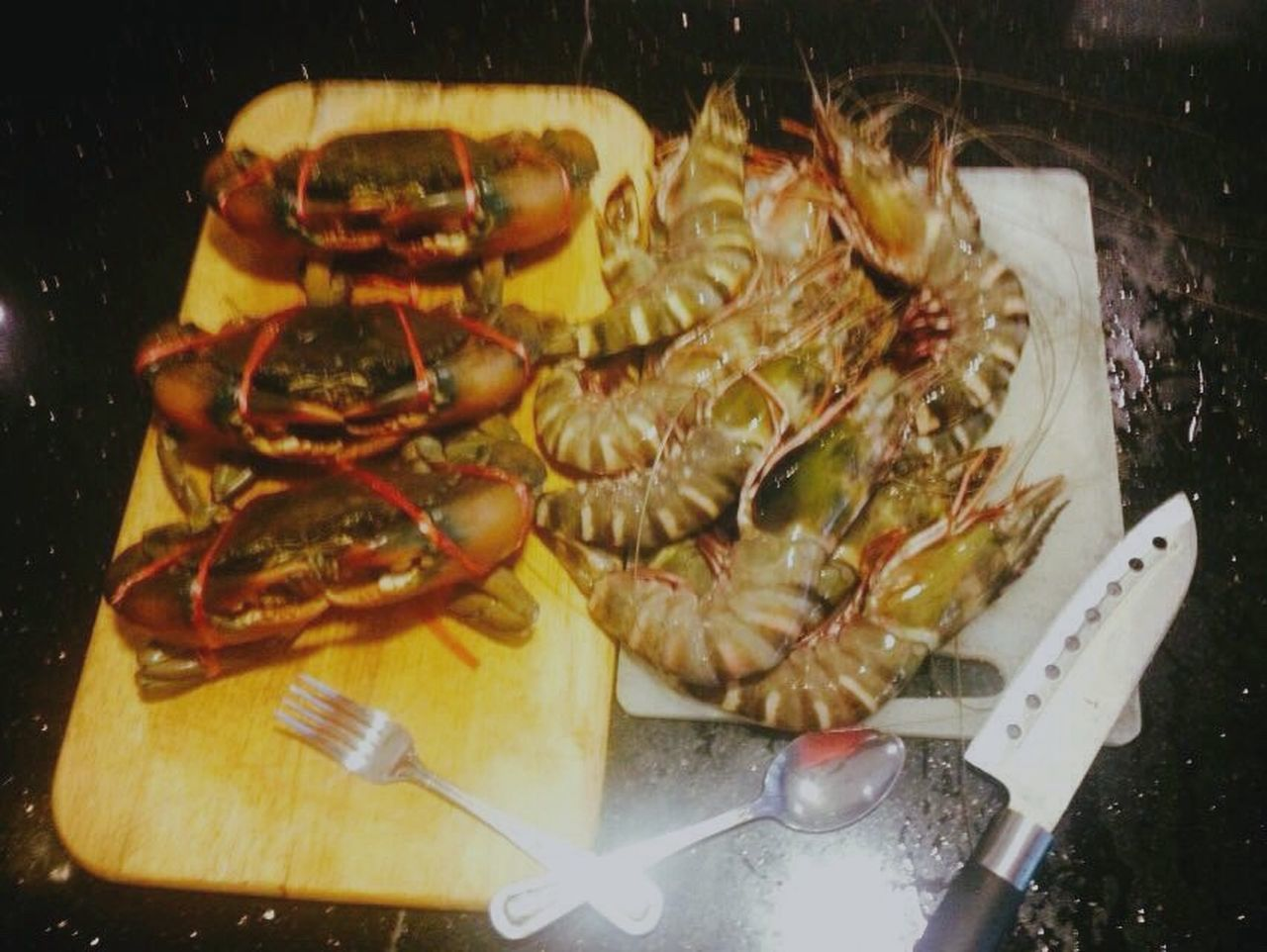 Yummm Food Seafoods Cooking At Home Healthy Eating Freshness Tasty Seafood Lovers