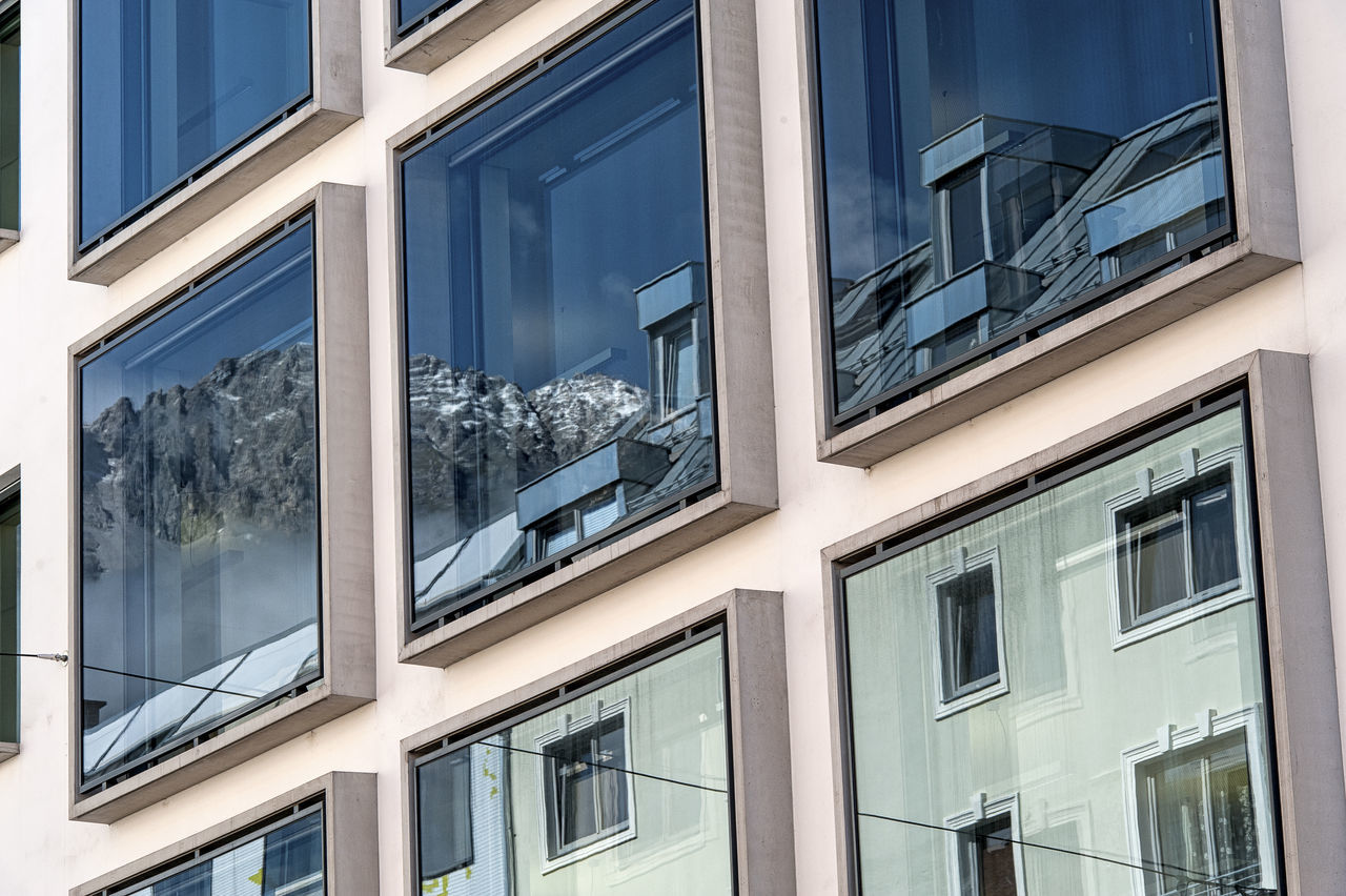 Beautiful stock photos of glas, building exterior, window, architecture, built structure