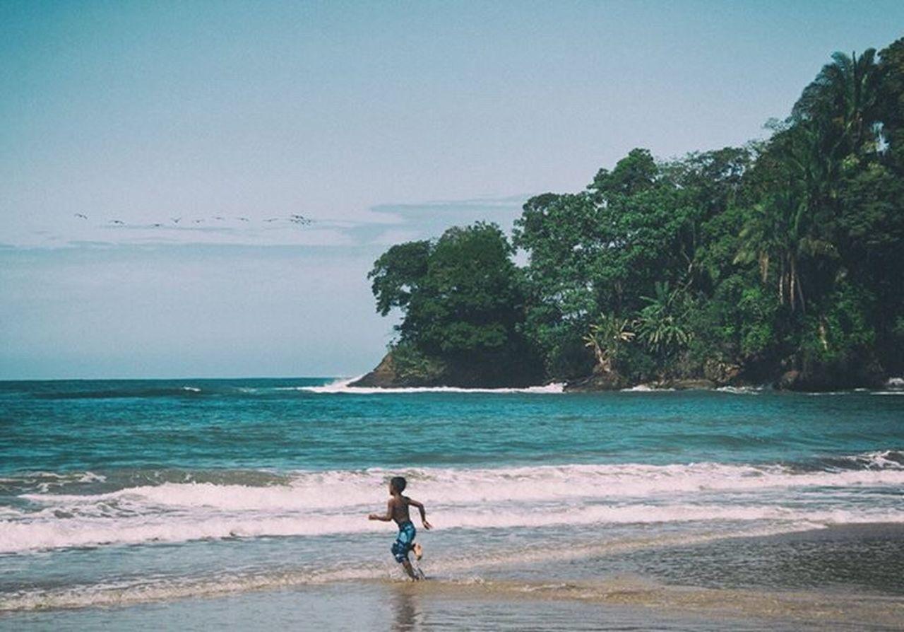 Miles Away Costa Rica Costa Rica Y Su Naturaleza Pura Vida Pura Vida ✌ Nature Ocean Freedom Waves EyeEm New Here