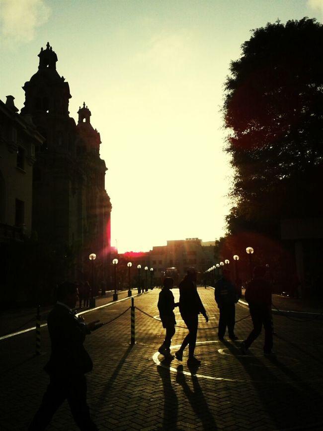 Street Photography Silhouette AMPt - Street AMPt_POTD