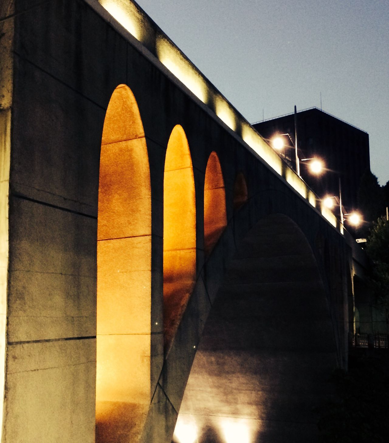 Bridge Light And Shadow Architecture Cityscapes