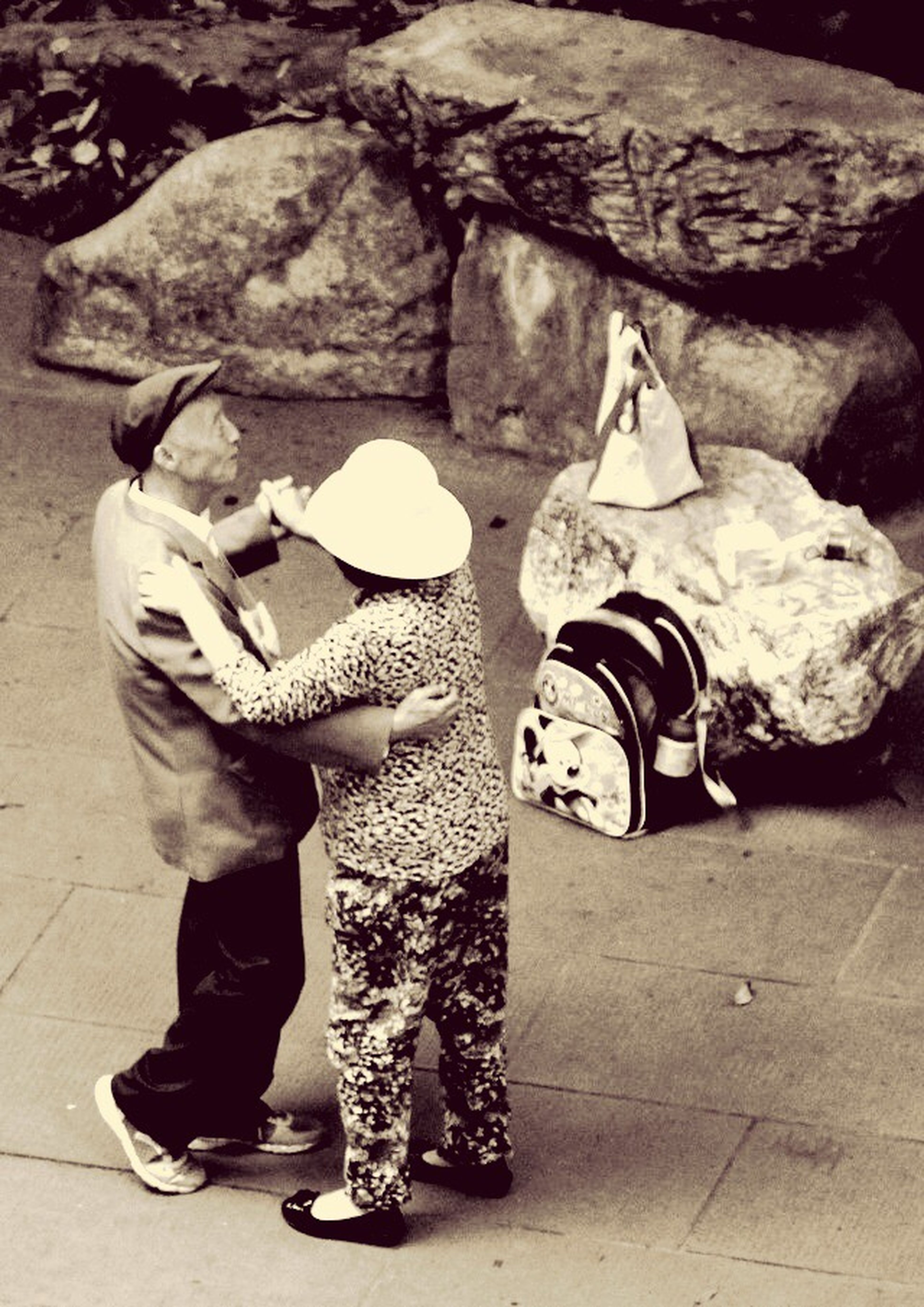 Love Is In The Air Love People Old Old People