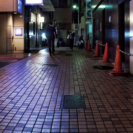 Nightlife Night People Snapshot City Street City Life Snapshots Of Life On The Road Street Nightphotography Street Light Night Lights Reflection Ginza 銀座 , Tokyo
