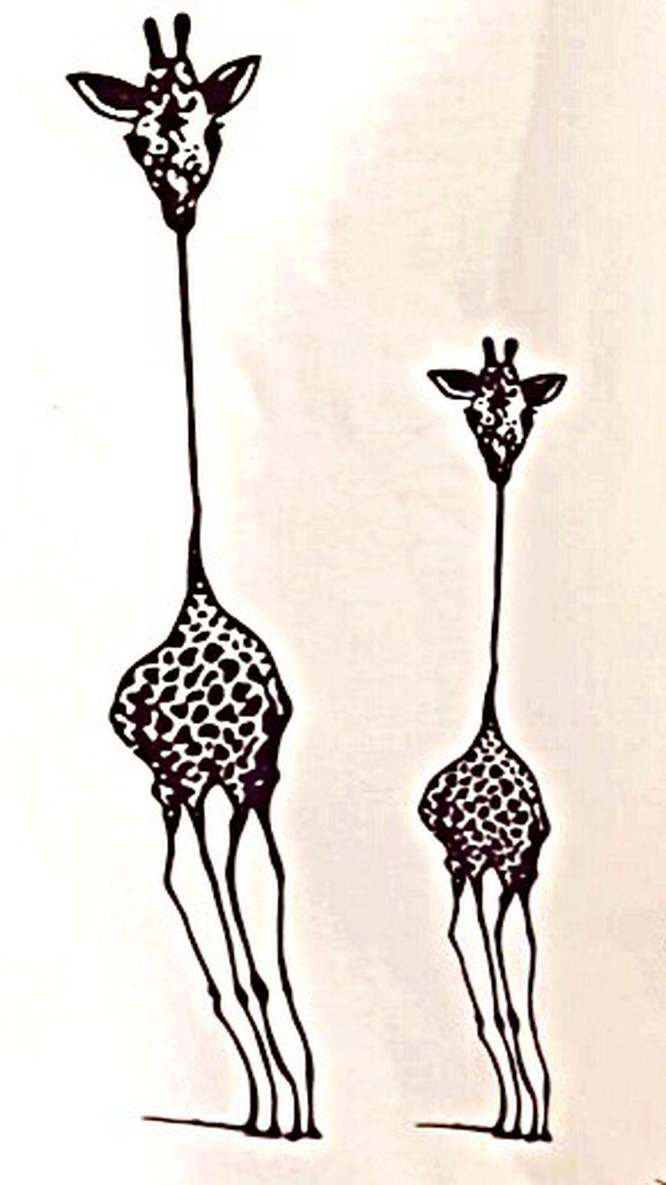 Favorite animal 😍 Giraffes Giraffe♥ Favorite Animal Animal Love