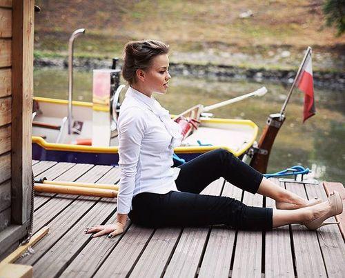 @brzostiii Photography ⭐️ Elegant Fashion Legs Beauty Blogger Style Lookbook Clothing Shoes Wroclove Poland Shot ⛵️⚓️