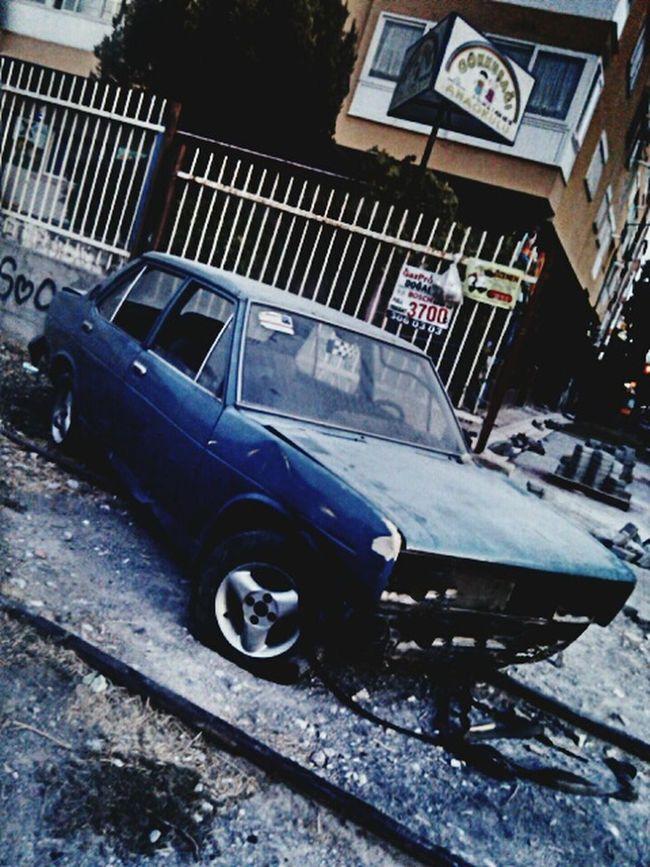 Junk Cars Car Regatta Fiat Mirafiori City Life Taking Photos Popular Photos Streetphotography Enjoying Life Poor