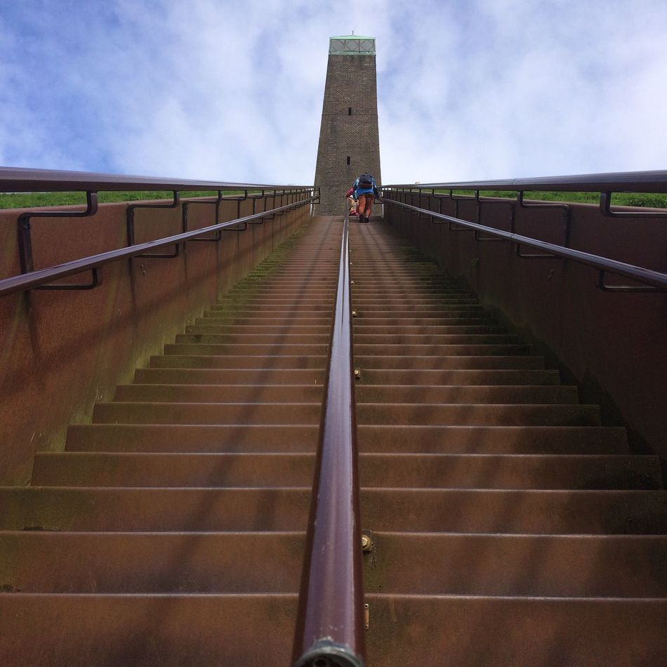 Steps Railing Steps And Staircases Low Angle View Staircase Built Structure Architecture The Way Forward Pyramid Austrlitz Cloud Stairway To Heaven