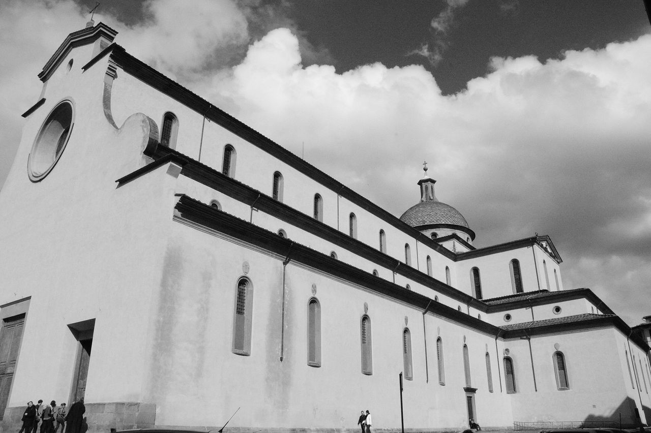 Basilica di S. Spirito - Firenze b&w Nikon Architecture Ti Racconto Firenze Firenzemadeintuscany Firenze Firenze With Love The White Collection Monochrome Black And White Black And White Collection  Basilica Basili Firenzefoto Firenzetoday Firenzeview Traveling Home For The Holidays Firenze, Italy Firenze The Architect - 2017 EyeEm Awards The Street Photographer - 2017 EyeEm Awards