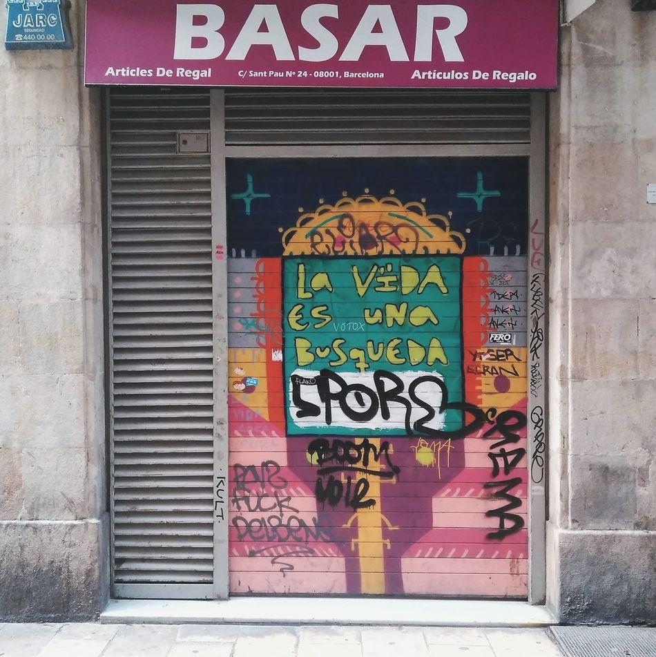 Barcelona, Raval Bq Aquaris Barcelona Day Street