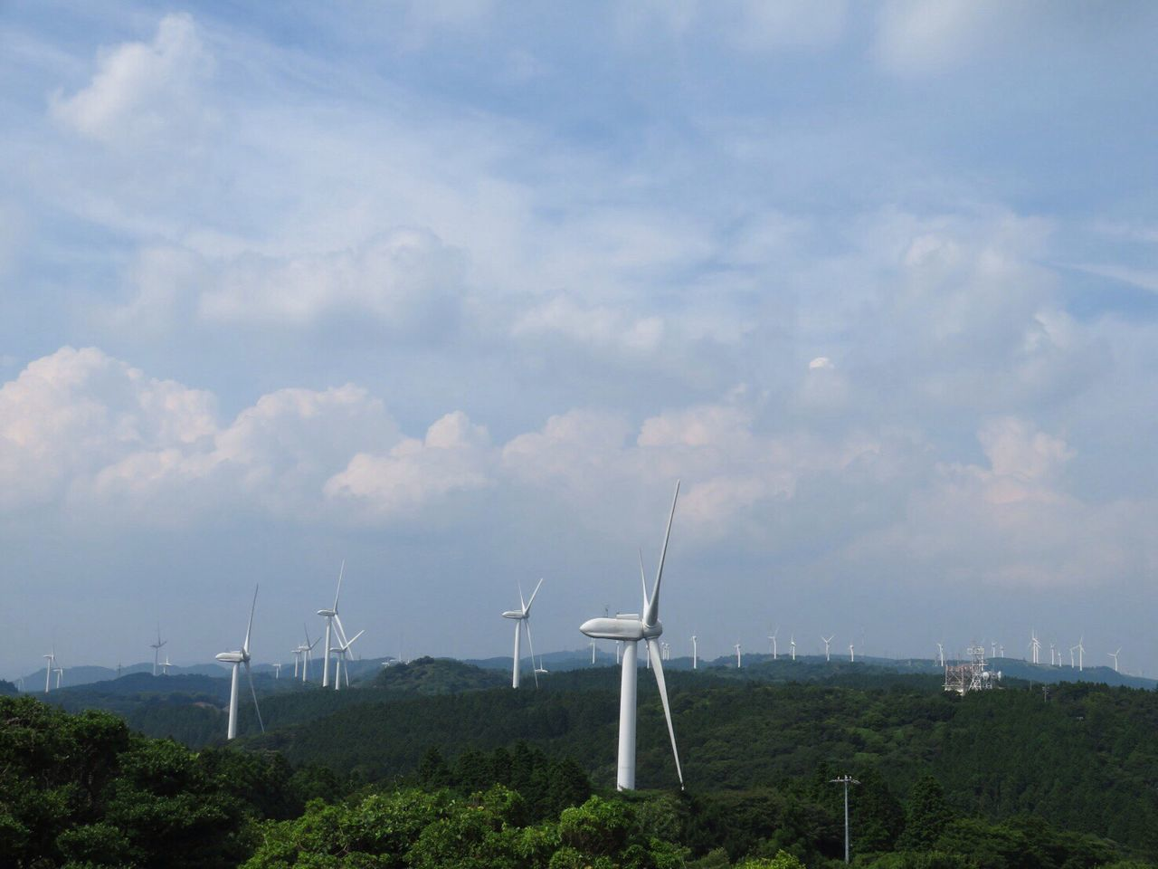 Environmental Conservation Wind Power Alternative Energy Wind Turbine Fuel And Power Generation Renewable Energy Windmill Sky Cloud - Sky Industrial Windmill No People Day Nature Outdoors Low Angle View Beauty In Nature