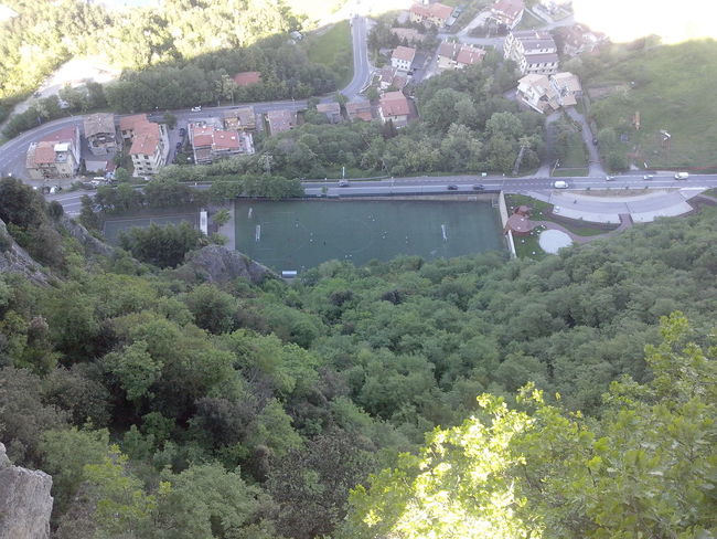 Football Fever Football Field Football Game Football Practice Football Time  Football Training Growth San Marino Country.... San Marino,italy Travel Destinations View From Above