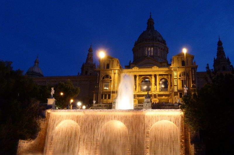 Barcelona by night, montjuic Barcelona Barcelona, Spain SPAIN España Montjuic Montjuich Montjuiccastillo FontMagica Fontmagicademontjuic Fountain Fountains Lovetheimage Magic Magical Amazing City Architecture Building Nightphotography Night Night Lights